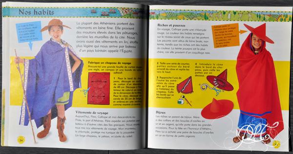 Prendre le temps - Voyageons Ludique - Grèce - Livres - La Grèce Antique