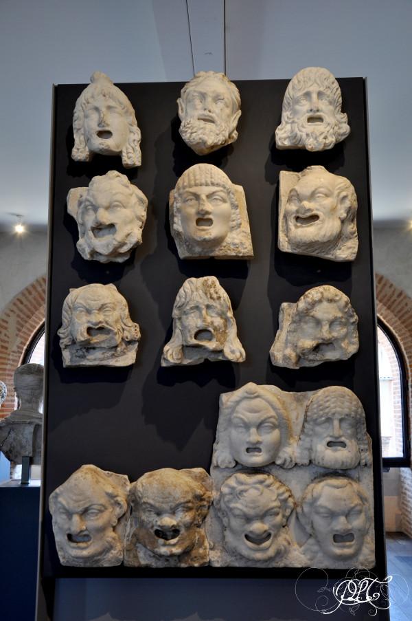 Prendre le temps - Toulouse - Musée Saint-Raymond