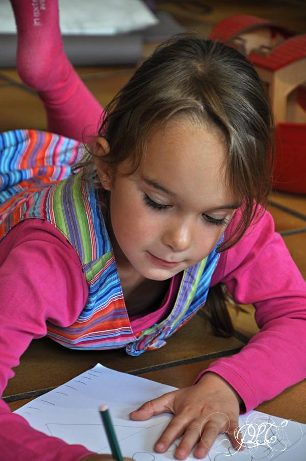 Prendre le temps - Titechérie - 6 ans - anniversaire