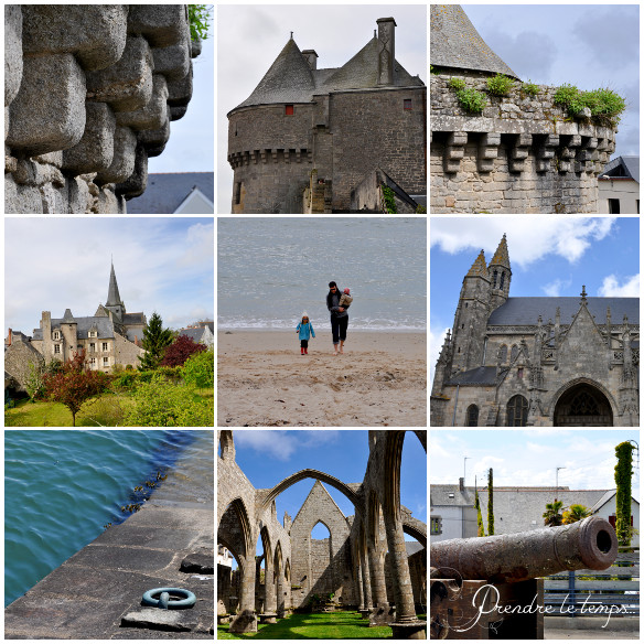 Prendre le temps - Cartes Postales - Guérande - Loire-Atlantique - Bretagne - voyage