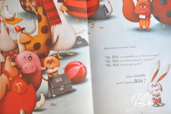 Prendre le temps - Coup de cœur de bibliothèque - La Colère d'Albert