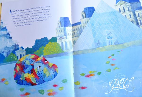 Prendre le temps - Voyageons ludique au fil d'un fleuve - livre - Petit Noun