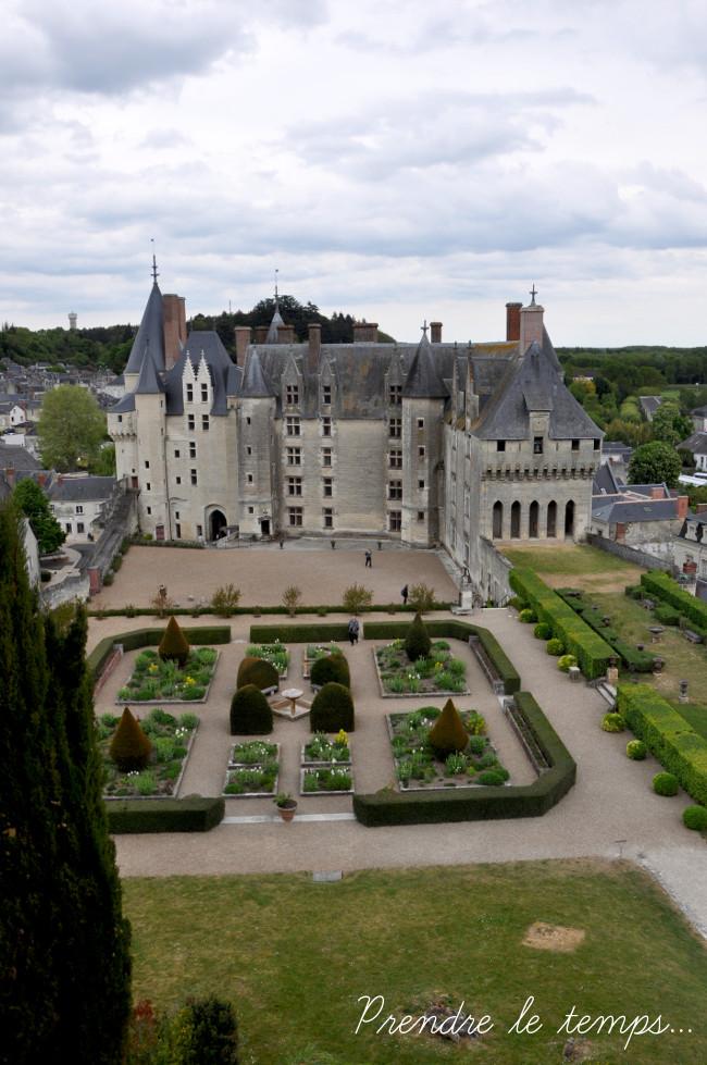 Prendre le temps - Voyage - France - Touraine - Château de Langeais