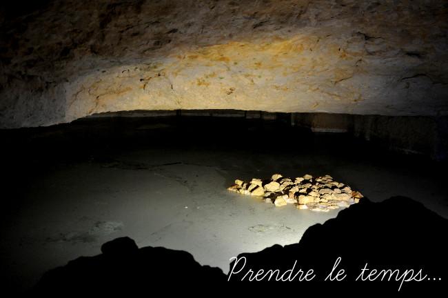 Prendre le temps - Voyage - France - Touraine - Savonnières - Grottes Pétrifiantes