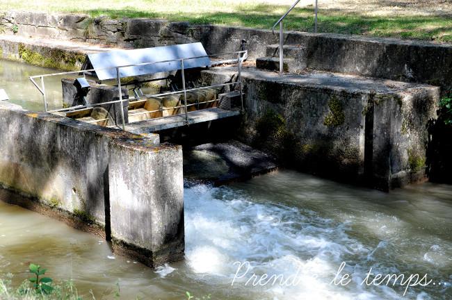 Prendre le temps - Canal du Midi - Naurouze, partage des eaux
