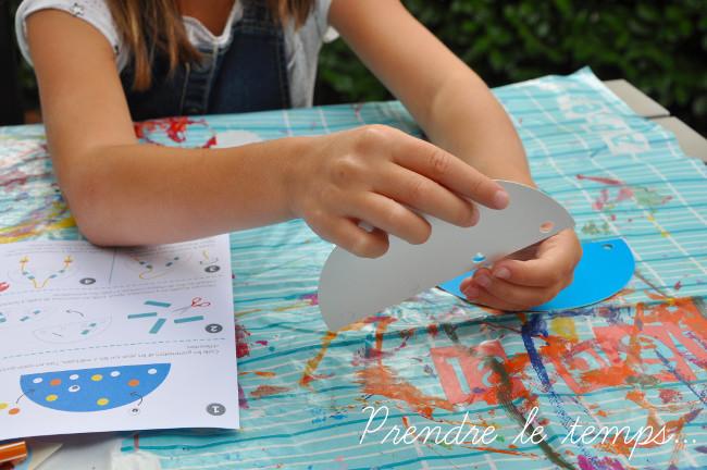 Prendre le temps - ToucanBox - Course de Méduses