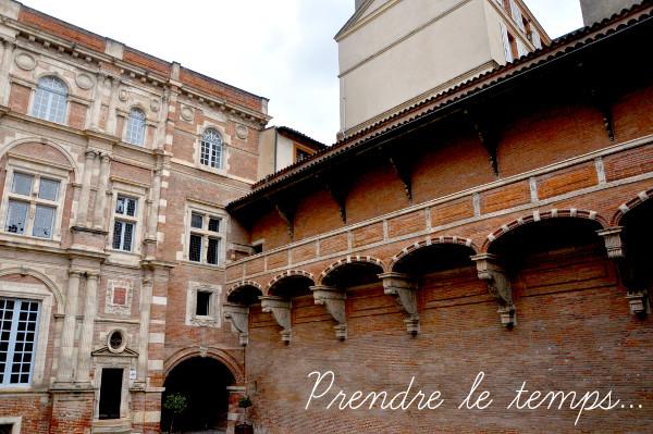 Prendre le temps - Hôtel d'Assézat - Fondation Bemberg - Toulouse