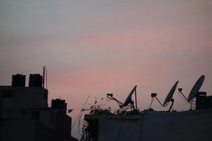 Bonne nuit Delhi
