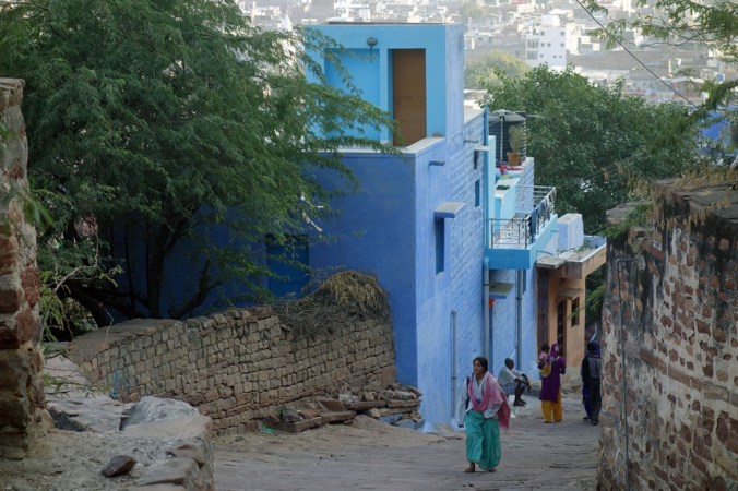 Jodhpur - Blue city