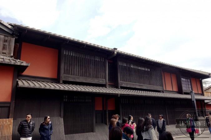 Maison de Geisha la plus reconnue