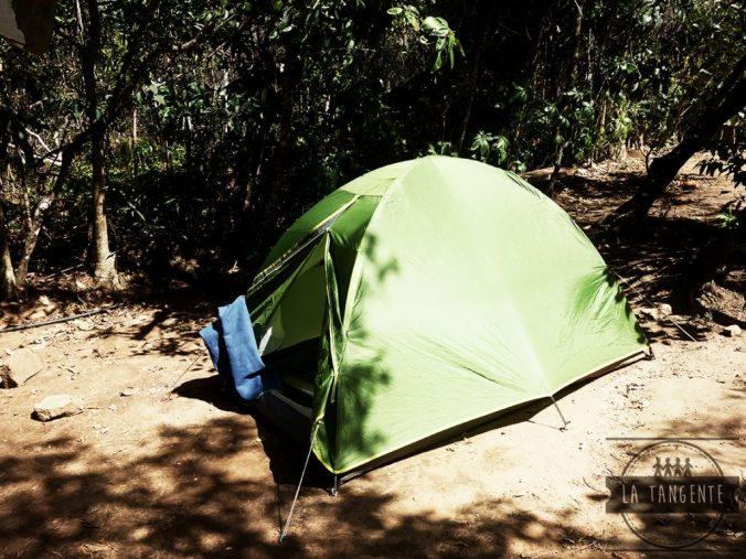 Camping au calme