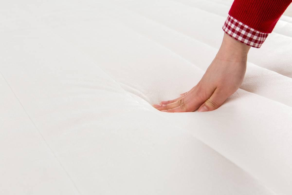 Douleurs de dos : il vous faut un matelas à mémoire de forme !