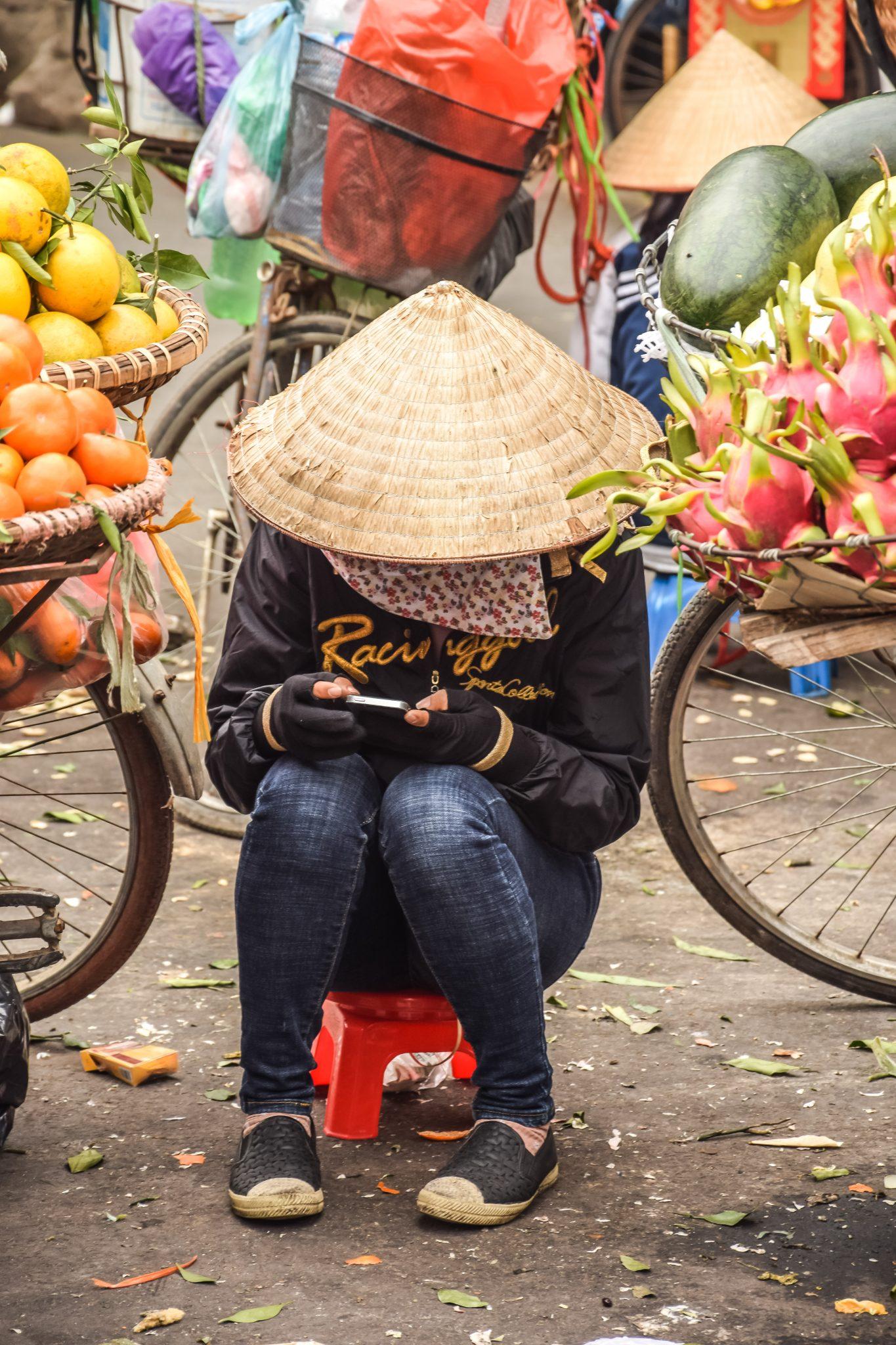 marché gong xuan