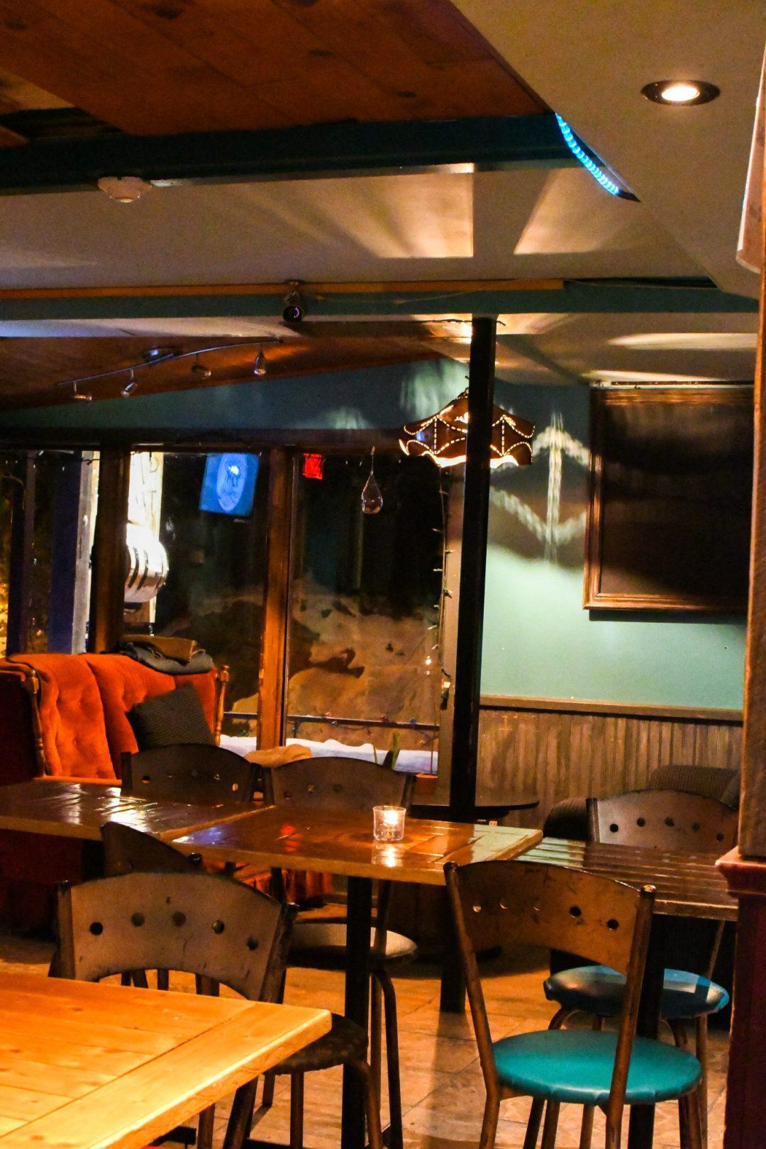 pub baril roulant