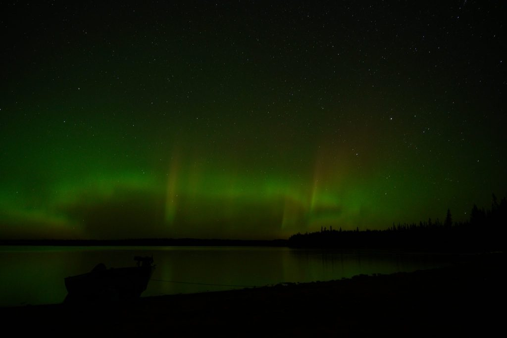 aurore boreale matagami