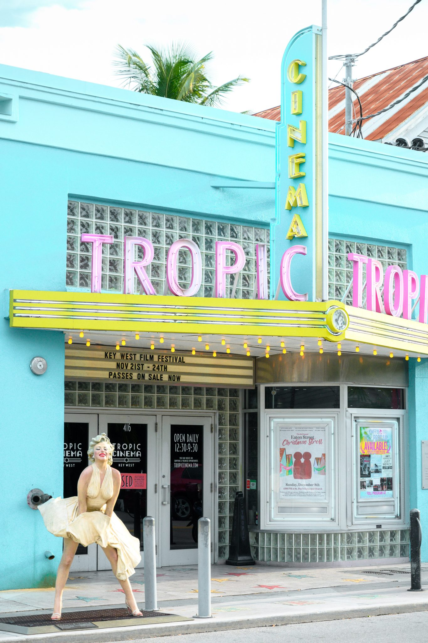 tropic cinema road trip floride