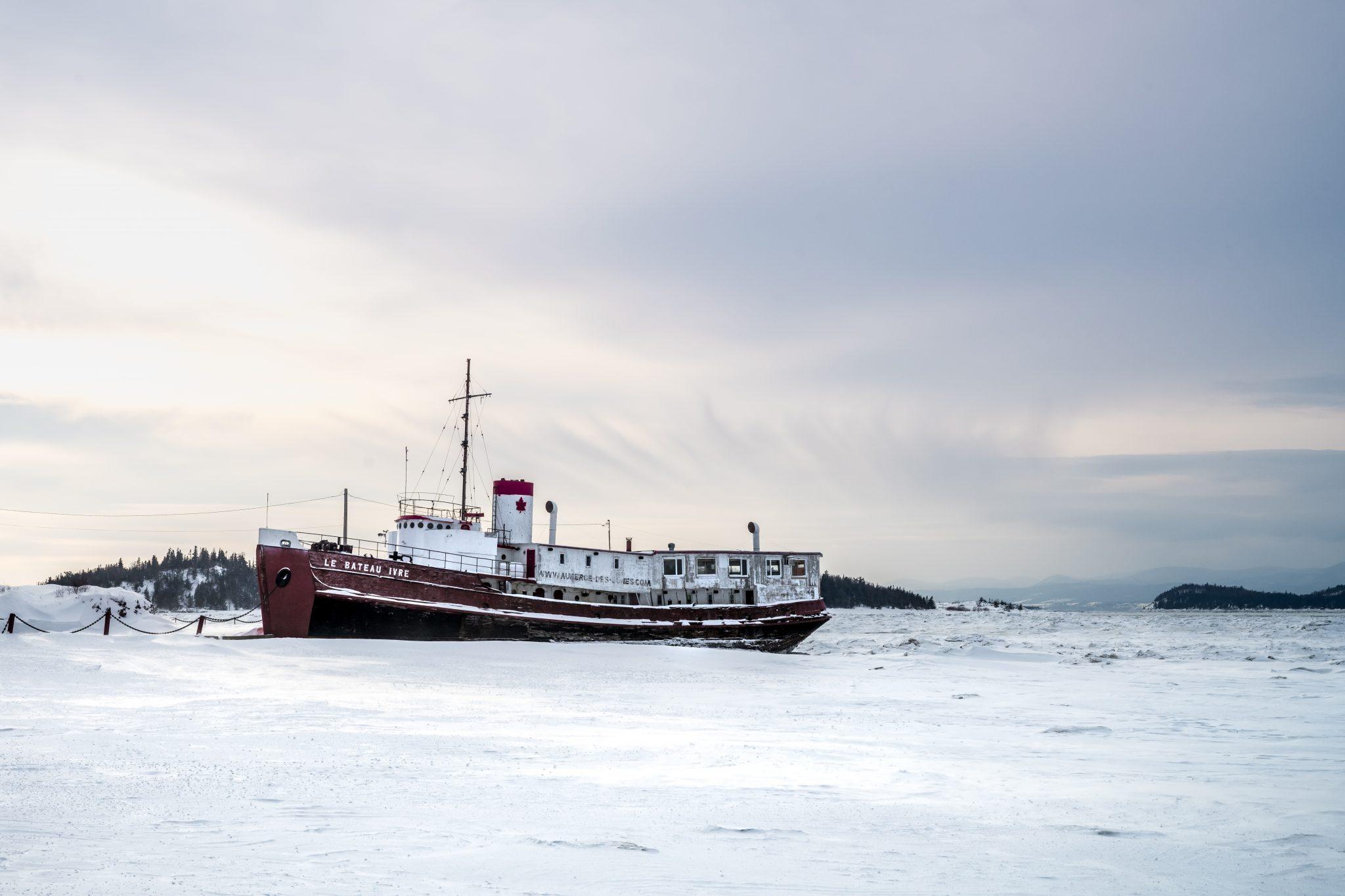 bateau st Laurent