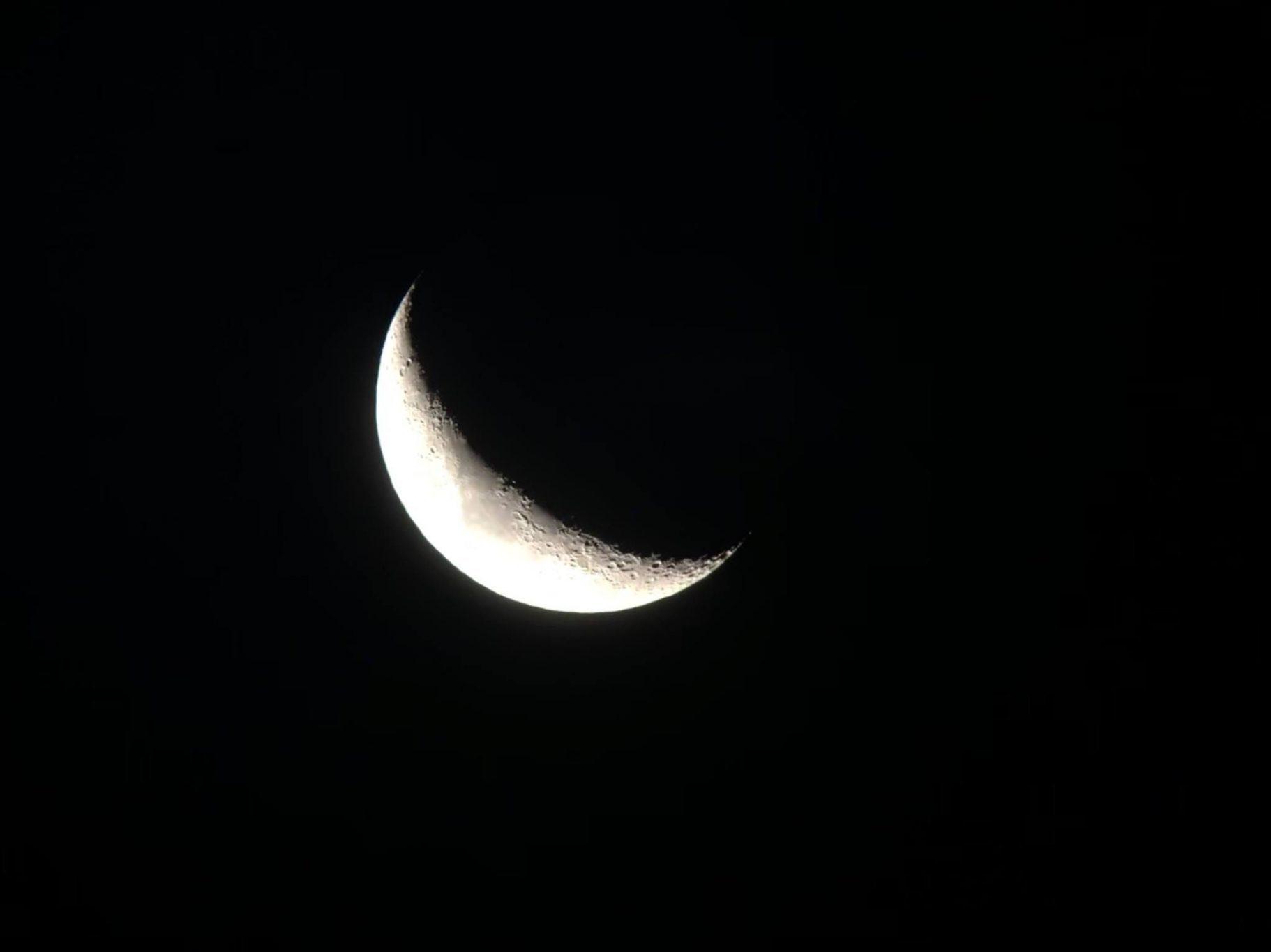 moon Mont Mégantic