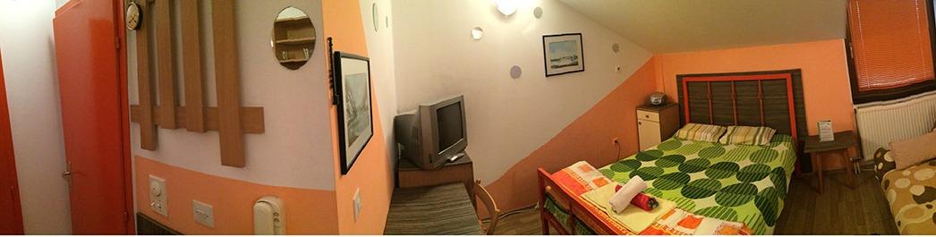 Accommodation Novi Sad cheap