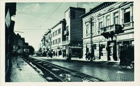 Jevrejska ulica u Novom Sadu