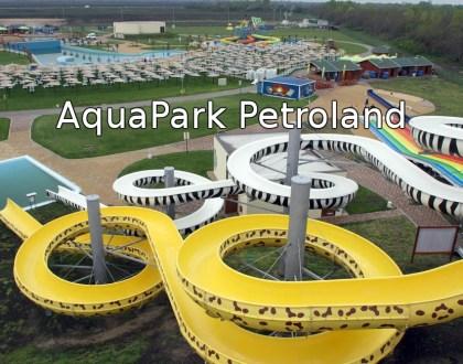 AquaPark Petroland u blizini NS