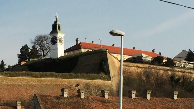 Petrovaradinska tvrđava u Novom sadu