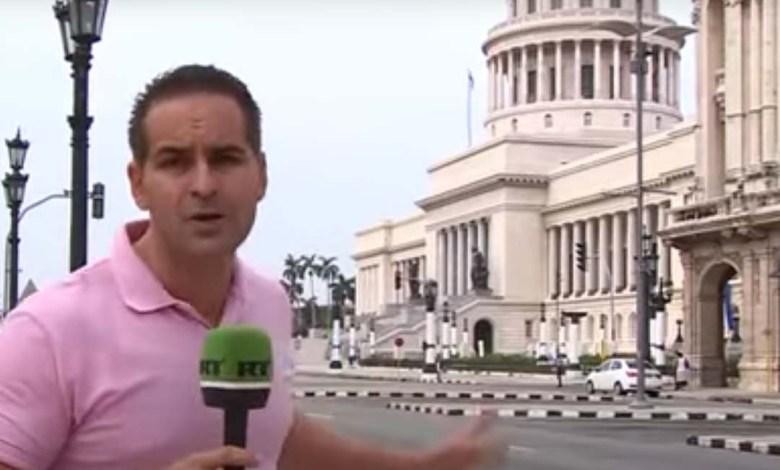 Corresponsal de RT en La Habana muestra la ciudad en calma