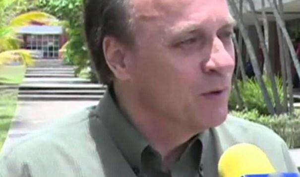 Ing. Ramón Fusco Rodríguez responsable de recolectar el dinero en complicidad con un contratista de la zona sur del estado para entregarlo después a su sobrino Andrés Fusco