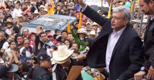 Imágenes del gran festejo del presidente Andrés Manuel López Obrador, en el primer aniversario de su triunfo electoral.