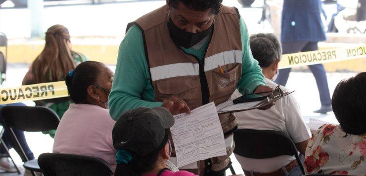 INE da 48 horas a Morena para retirar a brigadistas de las calles