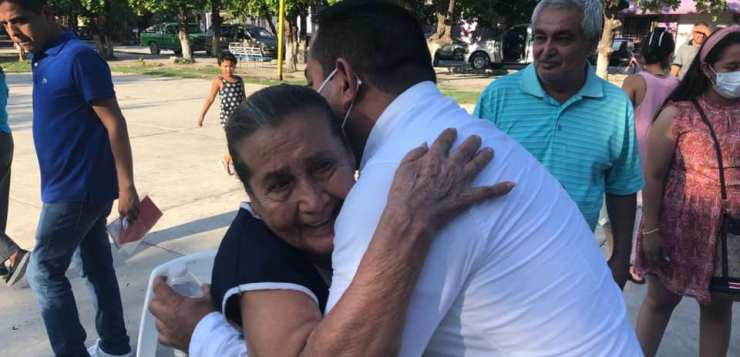 Noe Ramos Ferretiz regresa a las colonias