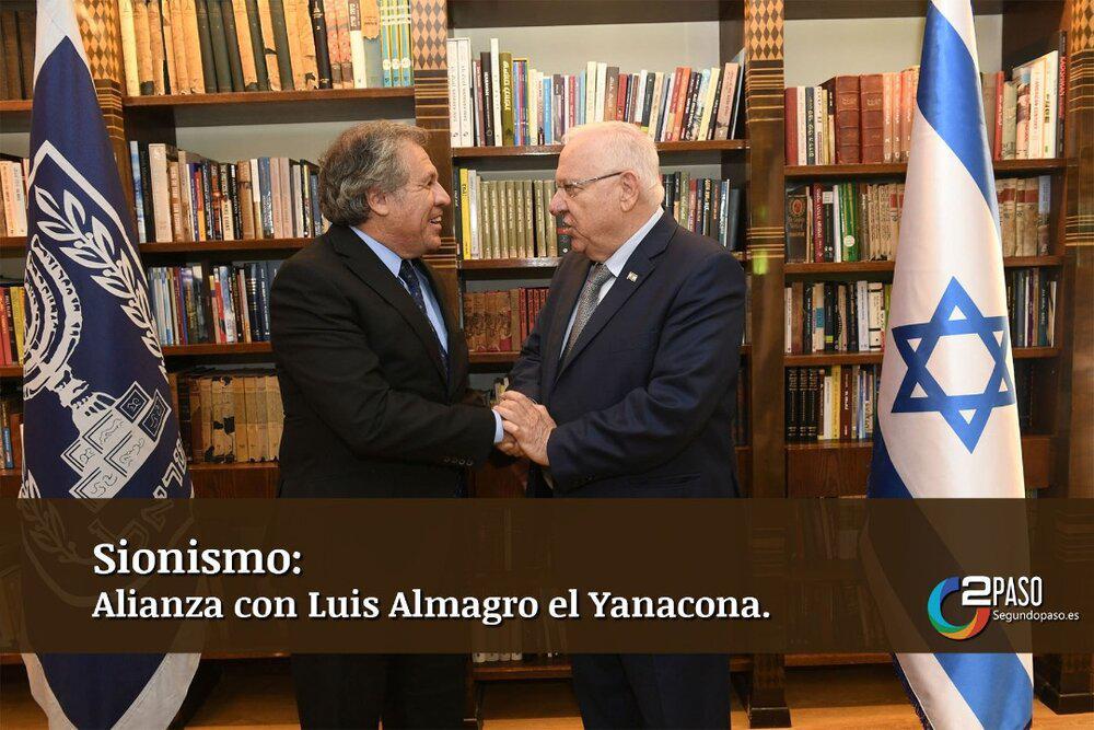 Luis Almagro el Yanacona
