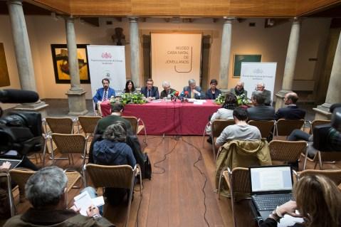 XXIII Premio Internacional de Ensayo Jovellanos. Ediciones Nobel / Gr. Paraninfo. (© Jorge Peteiro). Gijón, 17/03/2017.