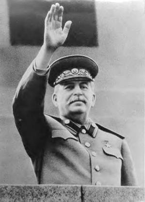 stalin dictador