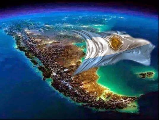 La bandera Argentina no es una mentira. Por Ariel Corbat