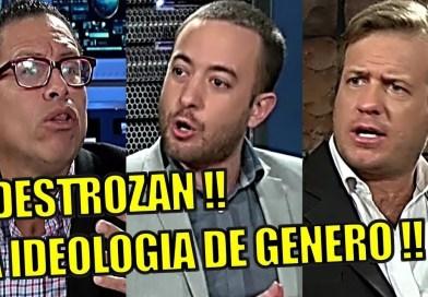 """""""Padecemos una revolución cultural neomarxista"""": Nicolás Márquez y Agustín Laje en TV"""