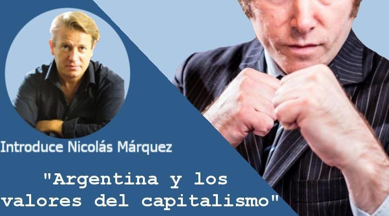 INVITACIÓN: Javier Milei en Mar del Plata!
