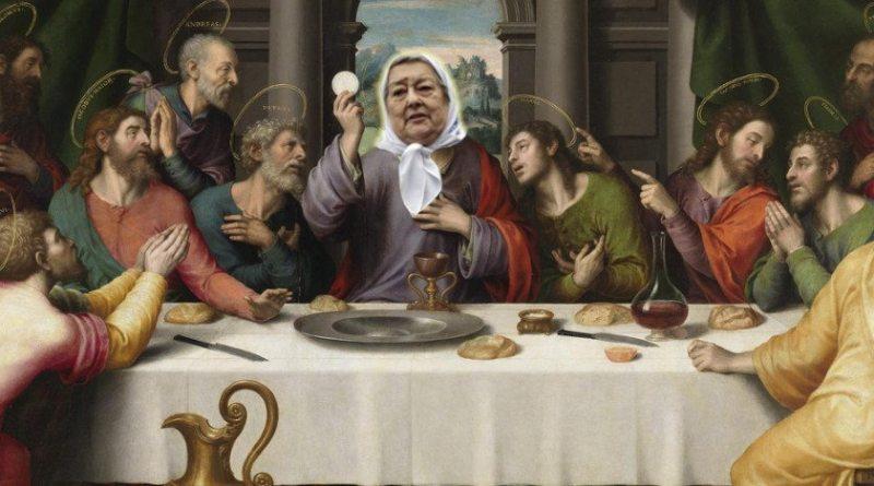 La última del papa Francisco: comparó a ferviente kirchnerista con Jesús. Por Marcelo Duclos