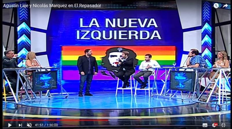 DEBATE: Nicolás Márquez y Agustín Laje respondieron una interpelación a fondo