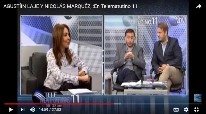 """""""El ´cambio de sexo´es un trastorno mental"""" Video de Márquez y Laje en R. Dominicana"""