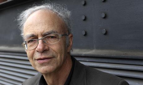 La auténtica tragedia de Peter Singer.  Por Horacio Giusto Vaudagna
