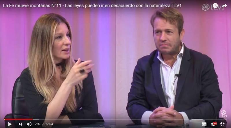 """""""La Educación Sexual Integral busca sovietizar a los niños"""": Nicolás Márquez con Gisela Barreto"""
