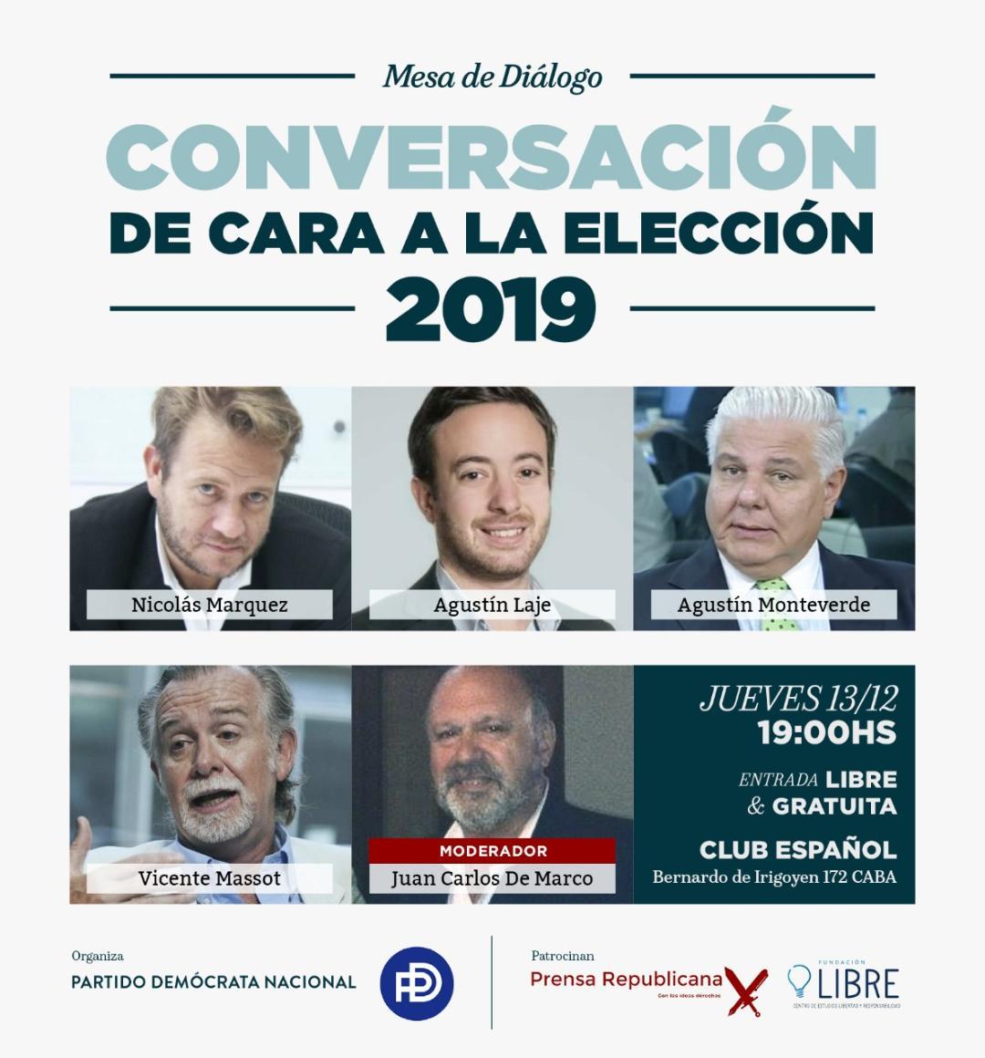 INVITACIÓN EN BUENOS AIRES!