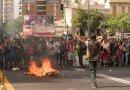 «En las protestas vale todo». Por Cosme Beccar Varela