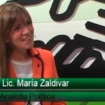 María Zaldívar en vivo responde todo!