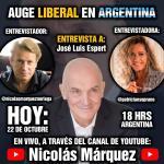 VIDEO COMPLETO: reportaje a José Luis Espert
