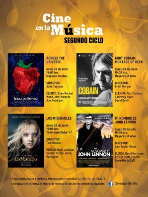 Municipalidad de Viña del Mar, cine musica