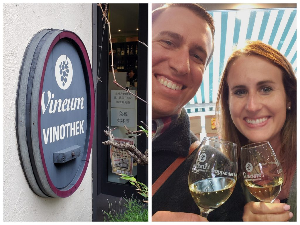 Wine Tasting in Boppard