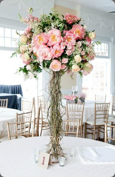 2018 wedding trends over the top centerpieces forest