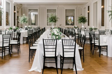 Maria & Rob Reception Decor - Dabble Me This